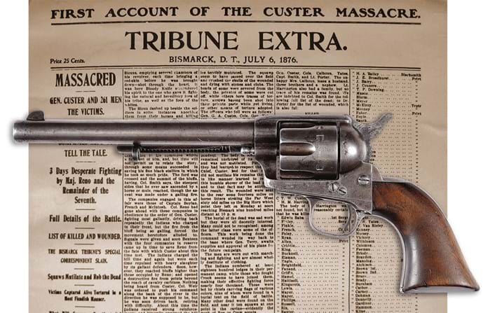 Guide to Buying Antique Firearms