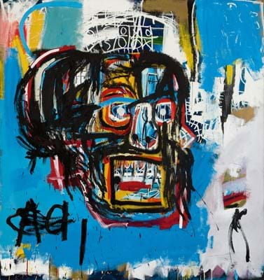 Jean-Michel Basquiat at Sotheby's