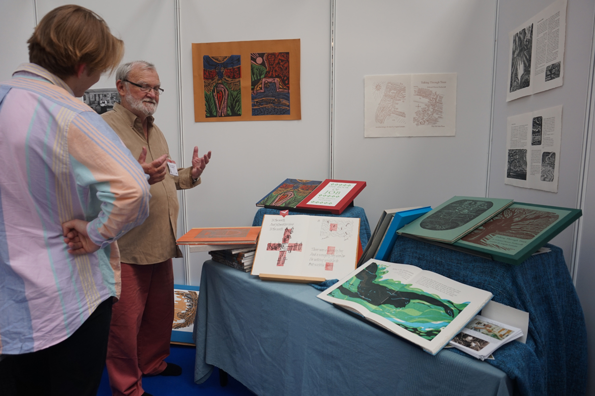 A tale of two book fairs: ABA and PBFA kick off Rare Books London