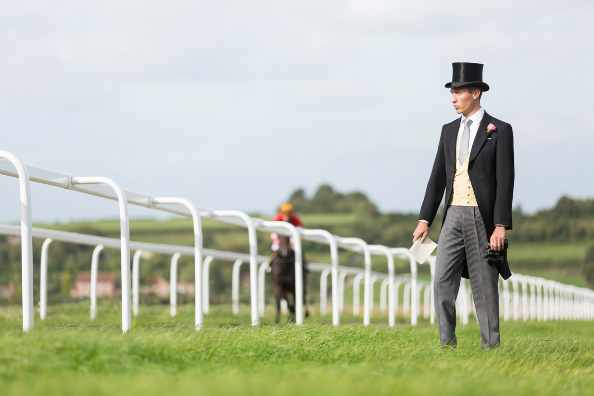 a0380e320db ... rents out and sells formal menswear including vintage and antique silk  top hats and has seen demand rise in the run up to race meeting Royal Ascot.