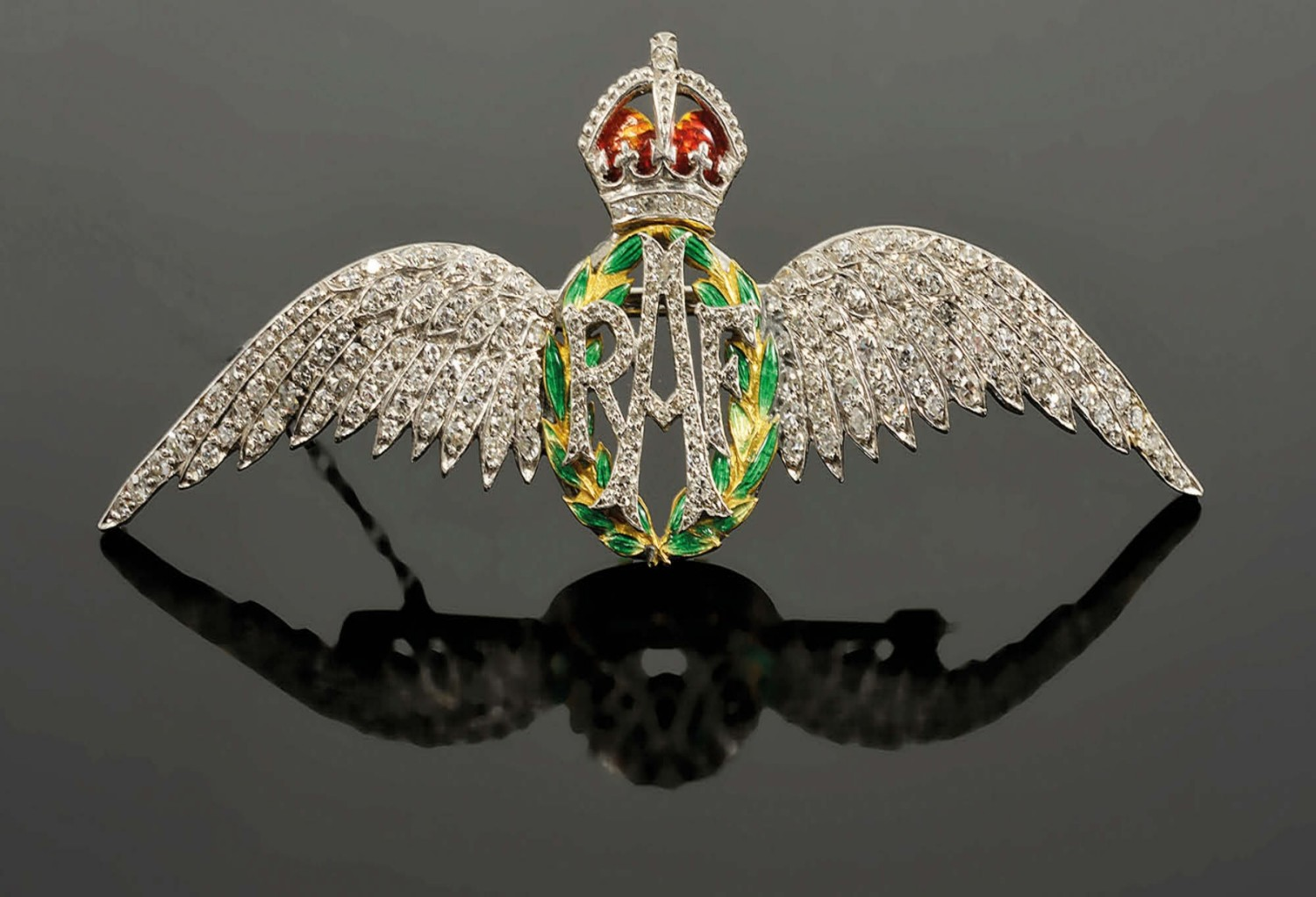 A sweetheart brooch to give you wings | Antiques Trade Gazette