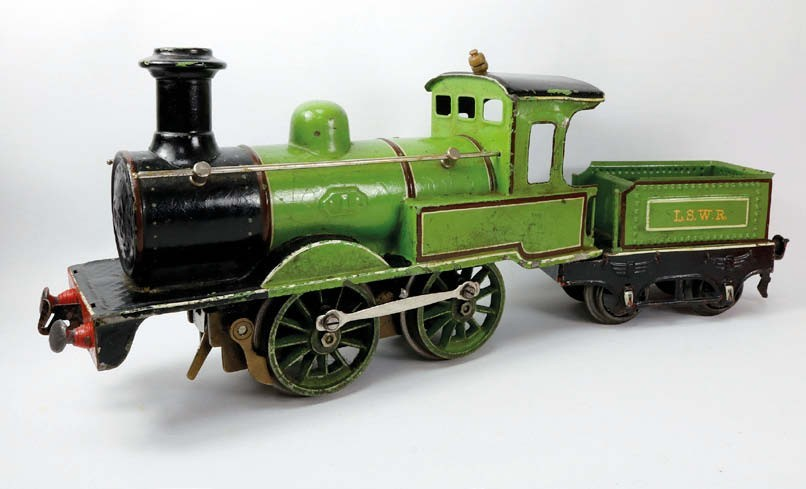 Toy names steam in on right lines | Antiques Trade Gazette