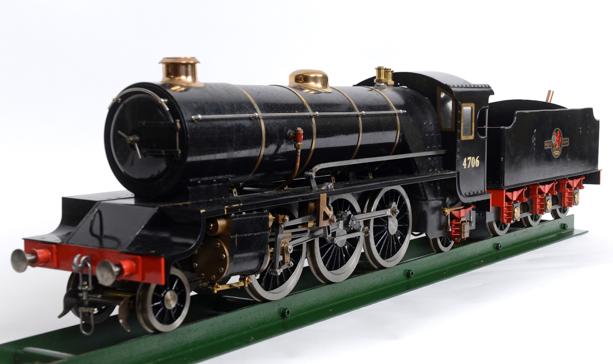 Model locomotives steam into auctions in Sheffield and Sherborne