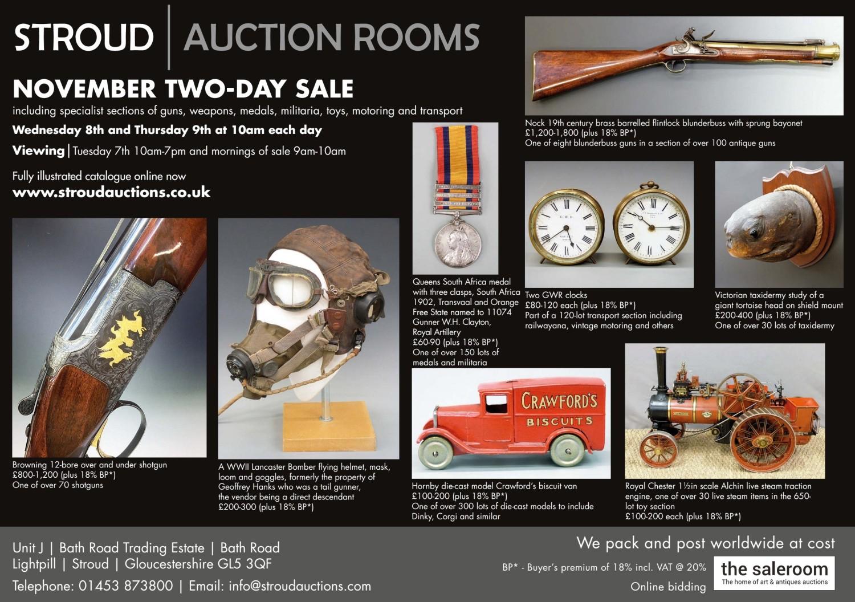 Stroud Auctions | Antiques Trade Gazette
