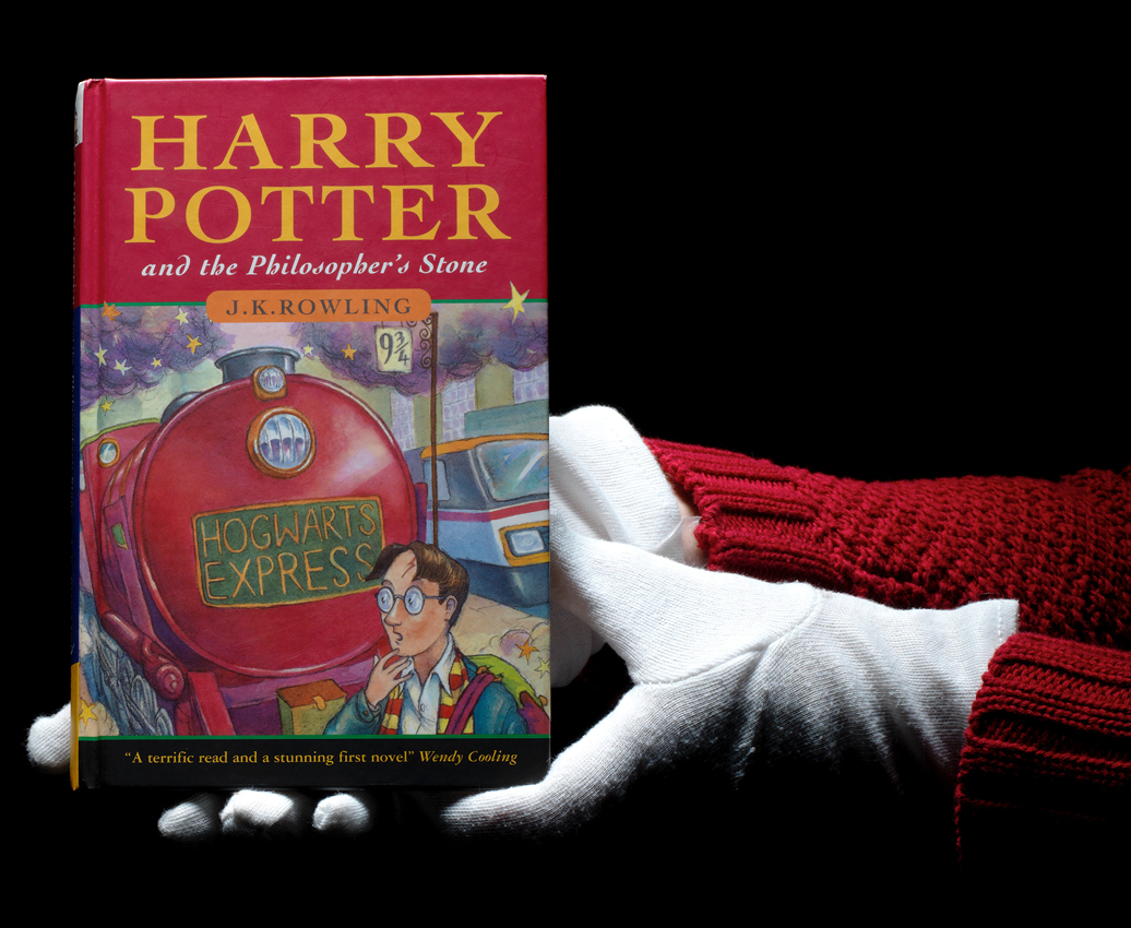 Roman Harry Potter and the Philosopher's Stone turned 20 years old 06/26/2017 60