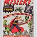 Marvel comic Journey Into Mystery 83
