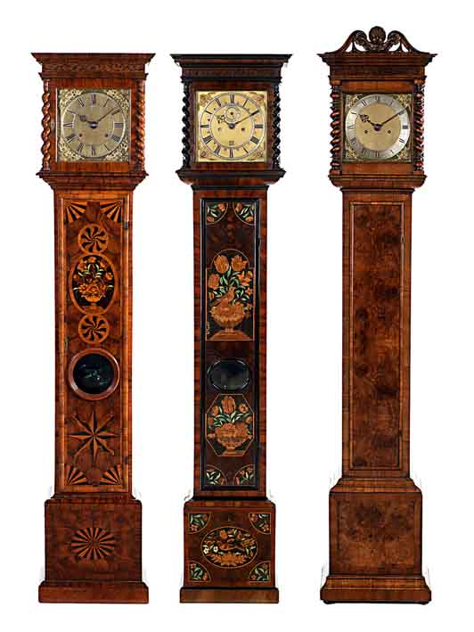 Tall case clock dating advice