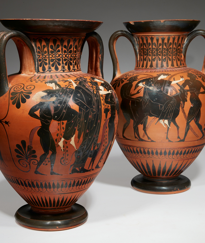 Louvre Acquires Ancient Greek Vases Excavated By Napoleons Brother