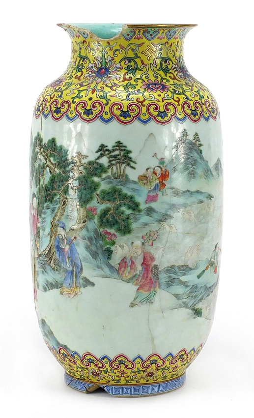 Damaged Chinese Vases Still Pack A Punch At Auction