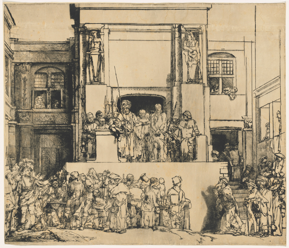 aa53c61c1248 Record for a Rembrandt print at Christie s Old Master sale