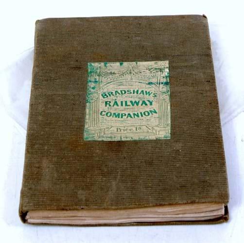 Bradshaw's Railway Companion