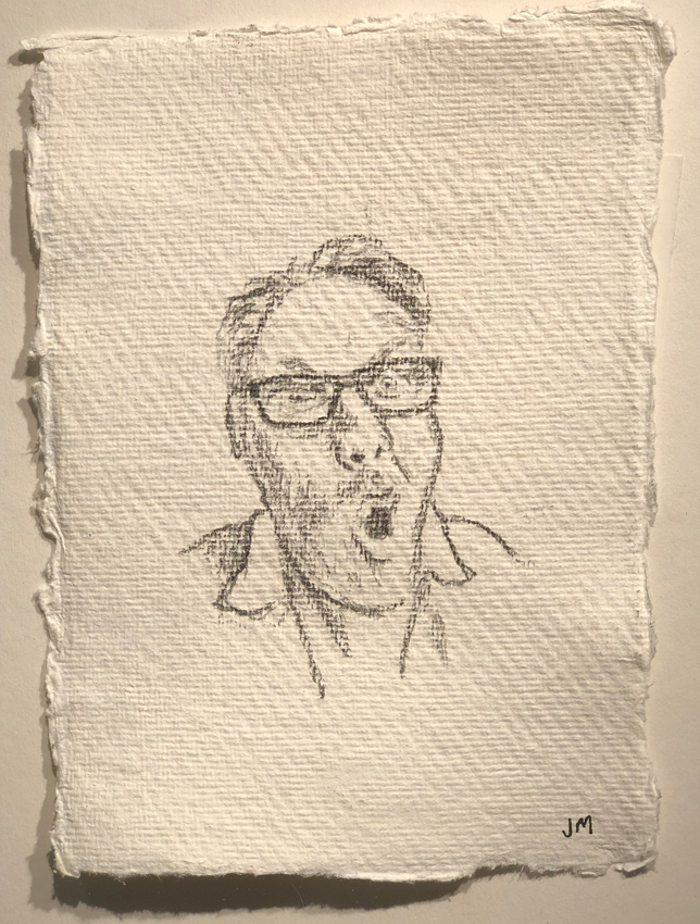 Vic reeves drawings