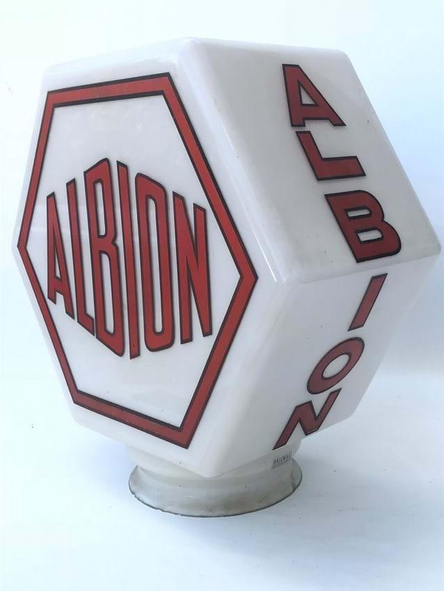 Petrol globe