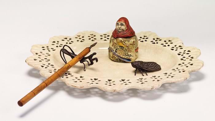 Edo period inkwell