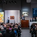 Sotheby's contemporary art evening sale