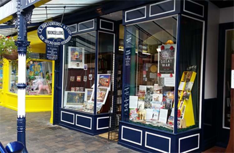 Broadhursts Bookshop