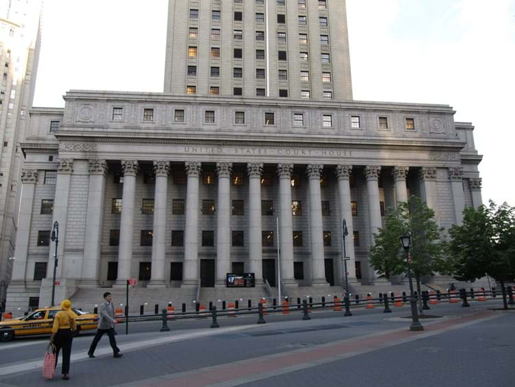 US courthouse