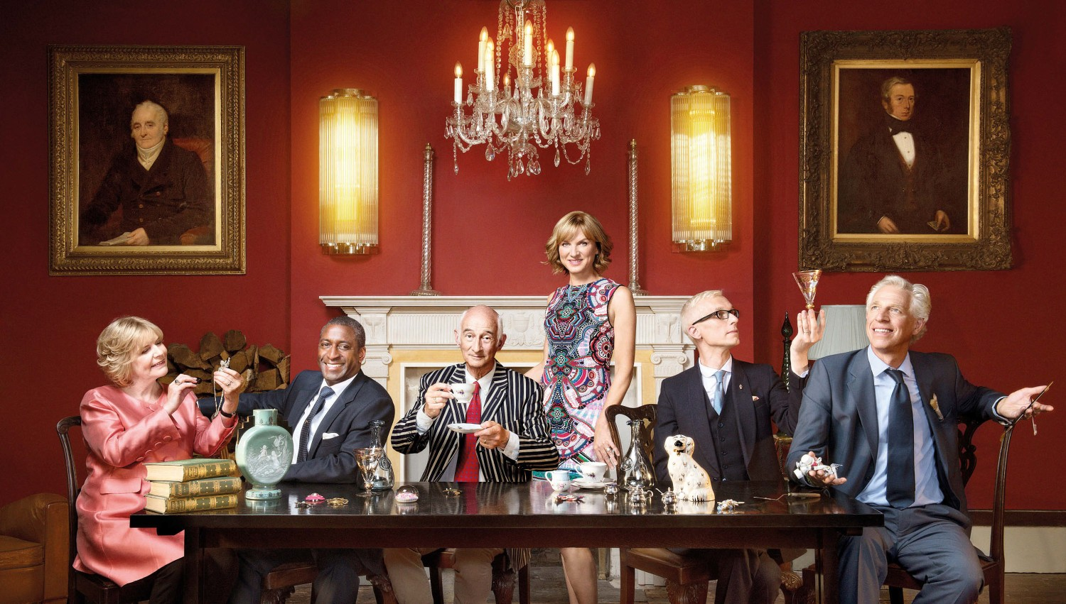 Antiques Roadshow locations and dates released for summer 2019