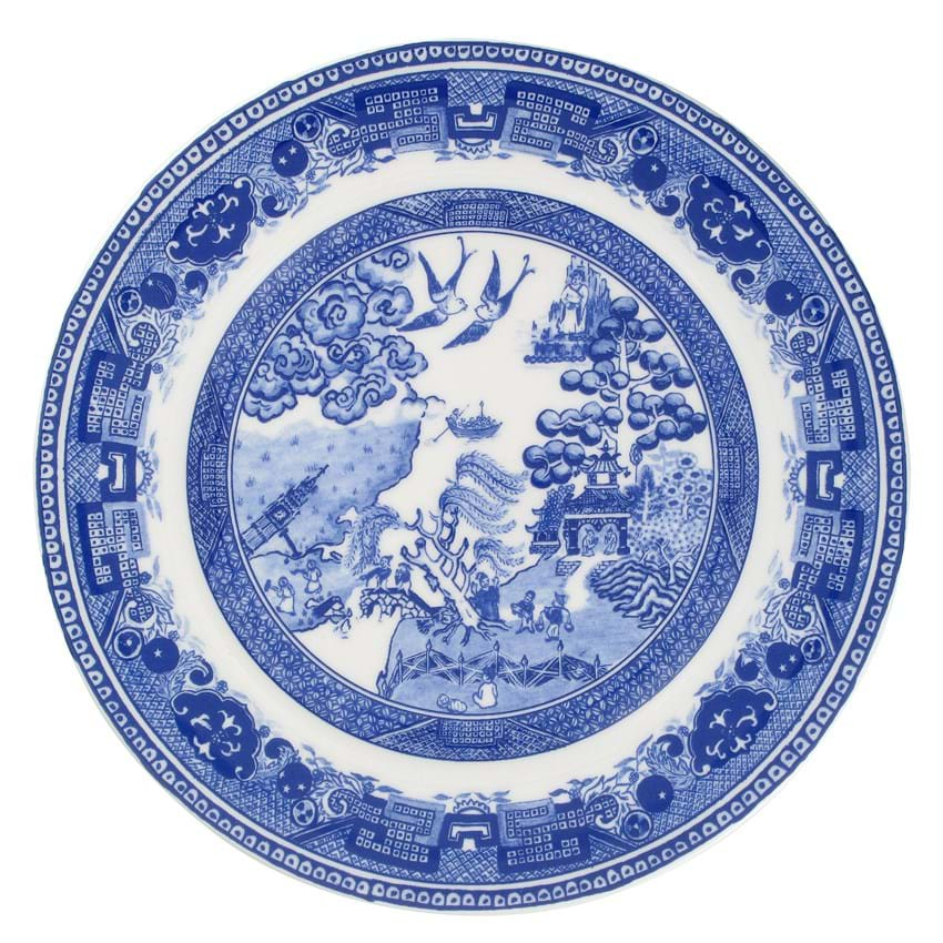 Brexit plate