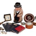 Items from the Friedrich von Hayek auction