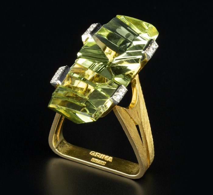 Andrew Grima ring