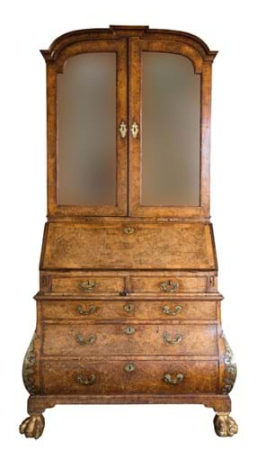 George I bookcase