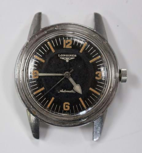 Longines Skin Diver wristwatch