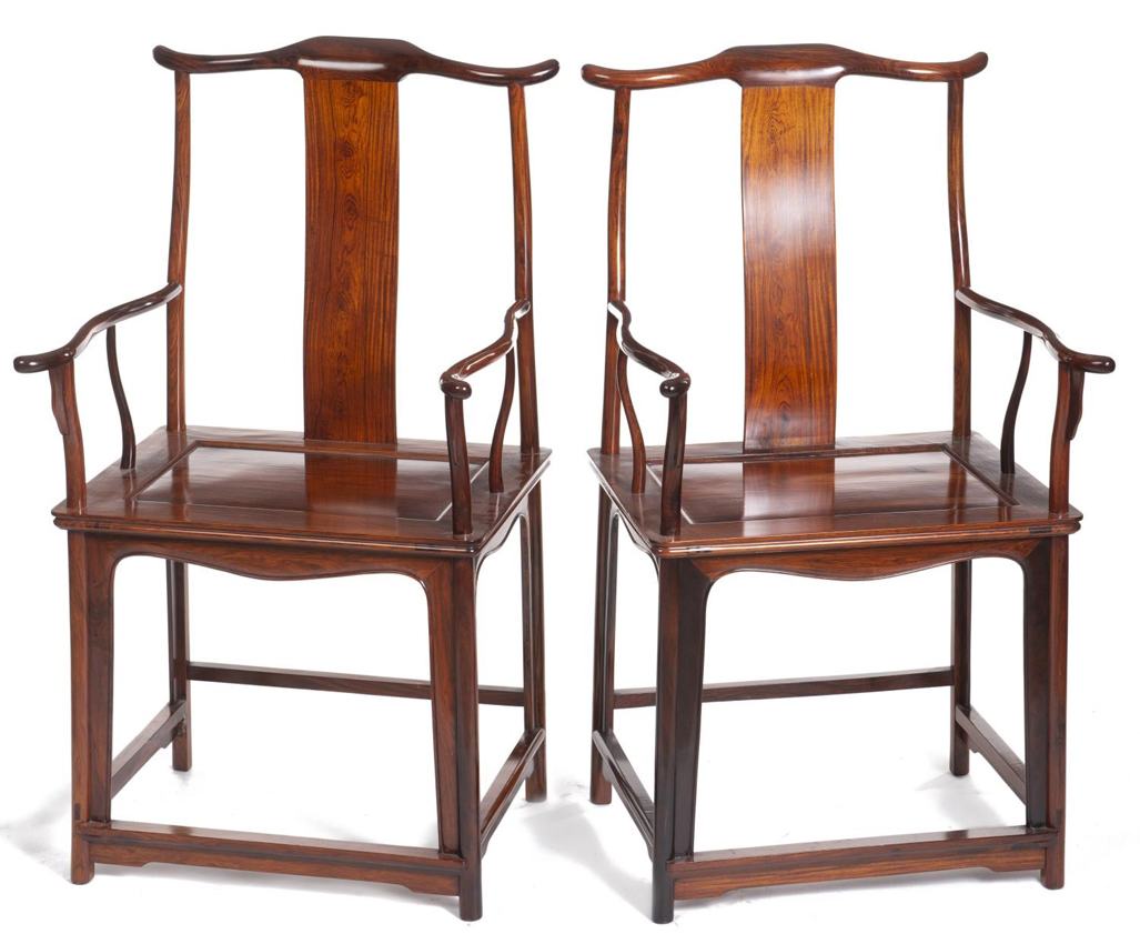 Chinese officials hat chairs £63000