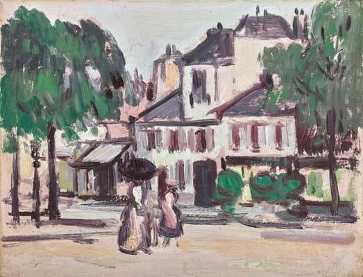 John Duncan Fergusson Faubourg St Jacques Paris 2405NEDI 14-08-19.jpg