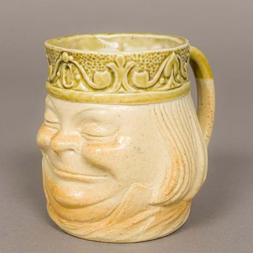 Doulton Lambeth character mug