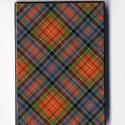 Tartan ware card case