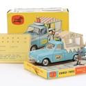 Corgi No. 447 Ford Thames Walls Ice Cream Van