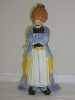 Royal Doulton Bluebeard
