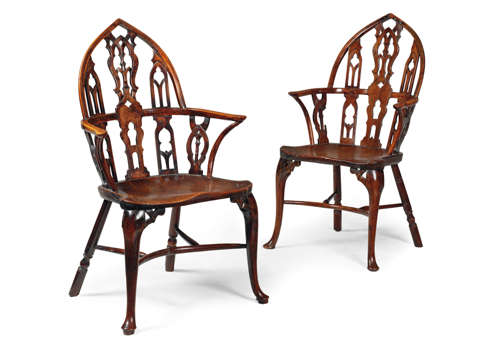 Windsor armchairs Christie's South Kensington - Guide To Buying Windsor Chairs
