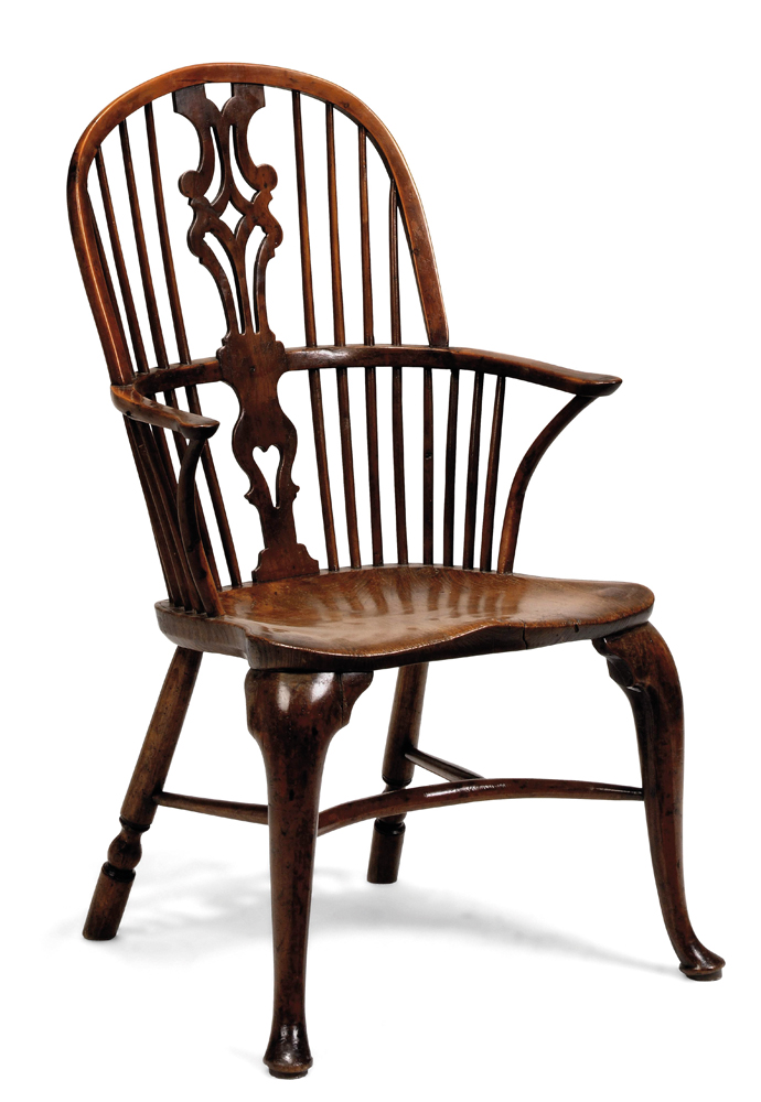 Thames Valley Windsor chair - Guide To Buying Windsor Chairs