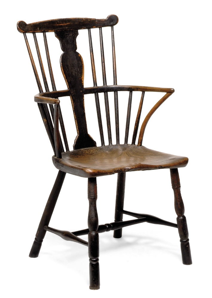 Thames Valley Windsor Chair Christie's - Guide To Buying Windsor Chairs
