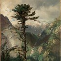 At Handeck by Alexandre Calame