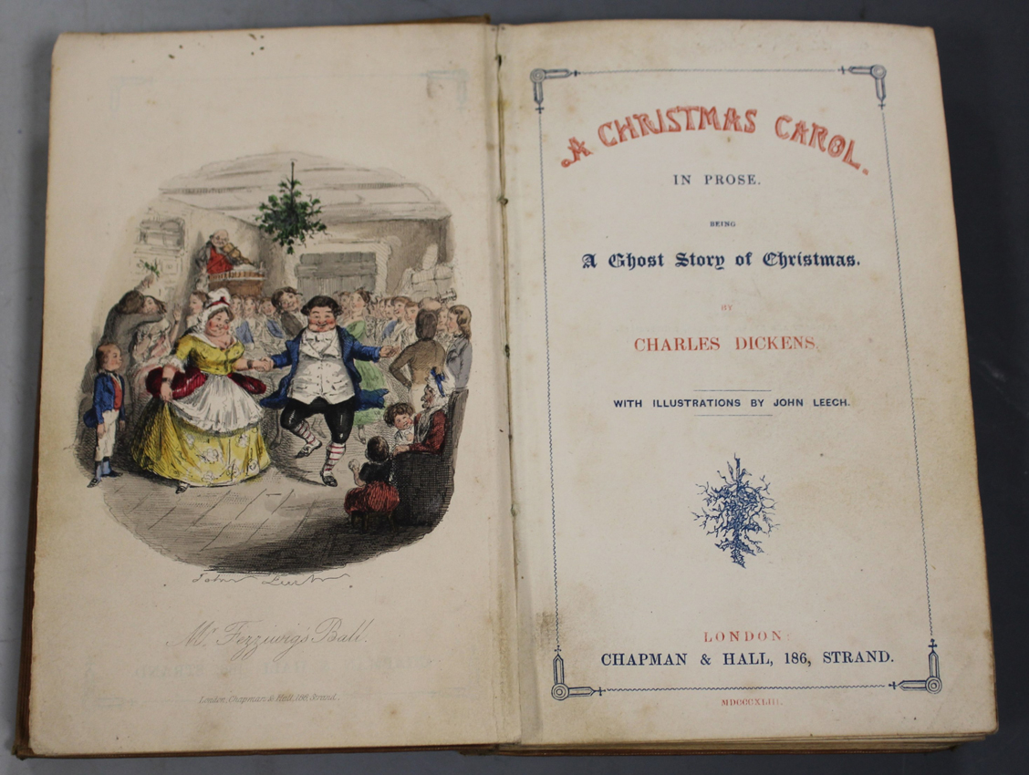 a christmas carol published in 1843 - When Was A Christmas Carol Published