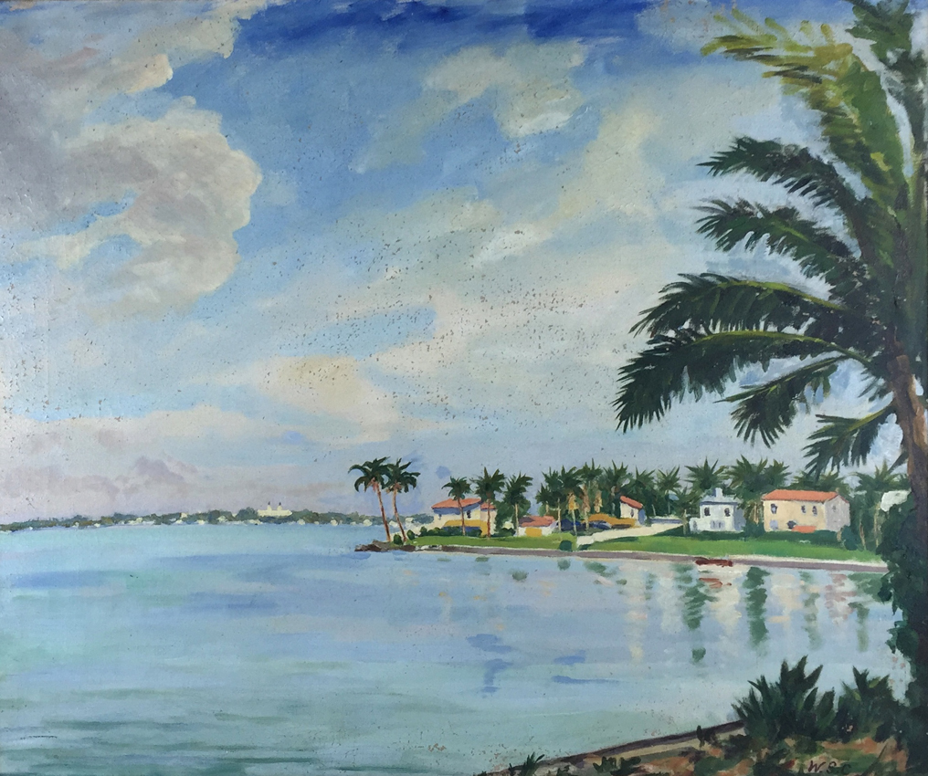 Boningtons To Hold First Regional Sale Of Churchill Paintings - Painting miami