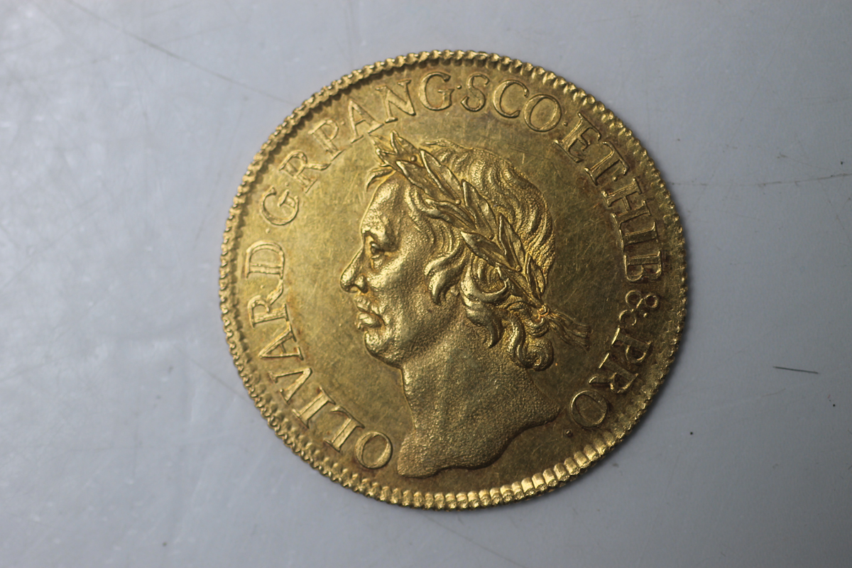 Two rare 17th century coins resurrect centuries-old rivalry