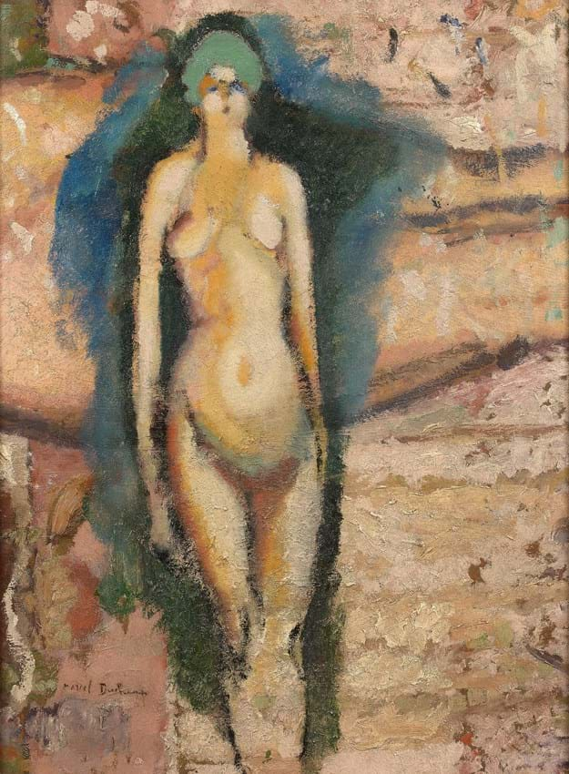 Nu sur Nu which sold for €1.423m at Artcurial