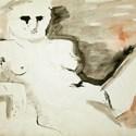 William Gear Seated Nude James Hyman