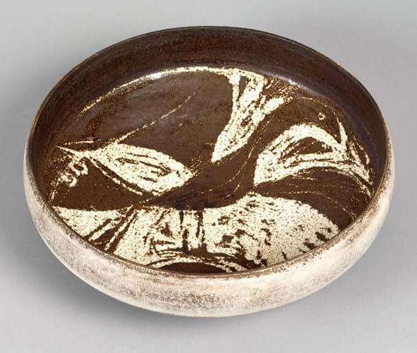 Hans Coper studio pottery bowl