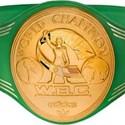 World Heavyweight Championship belt