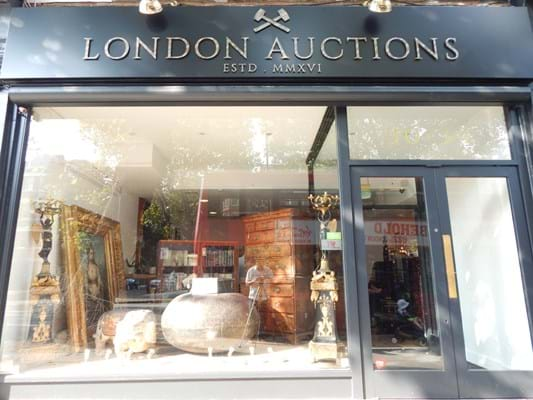 London Auctions, the new name of High Road Auctions