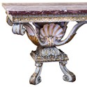 Console tables at Mealy'