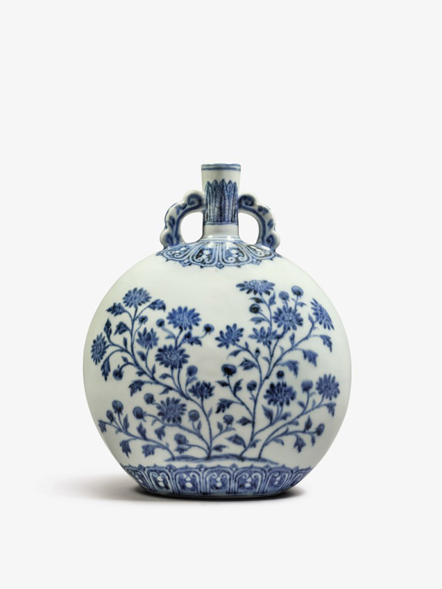 Imperial Taste Ming Masterpieces Go To Auction In New York